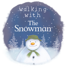 Walking with snowman2