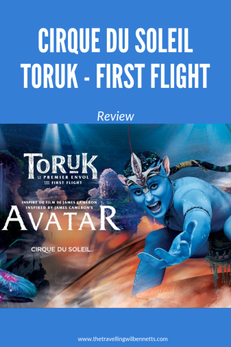 Toruk First Fligtht