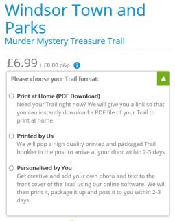 Treasure Trails 2